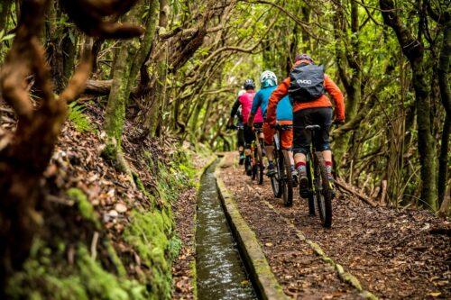 cyklistika, levády, Madeira